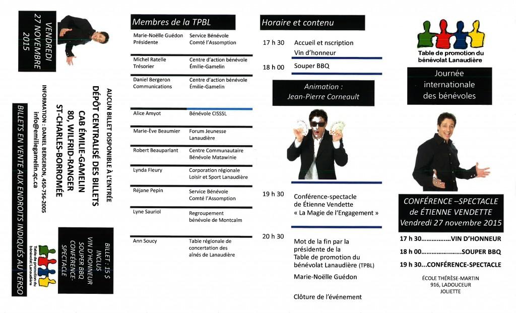 Dépliant JIB 2015-2